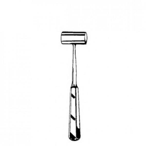 Partsch Bone Hammer Solid, With Interchangeable Ferrozell Jaws