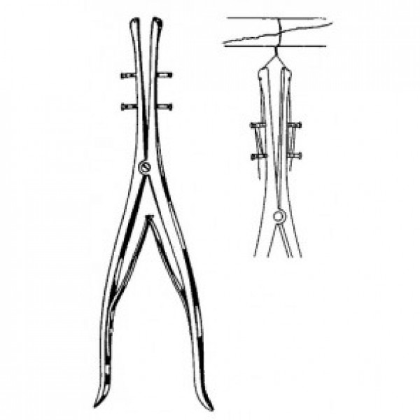 DEMEL Bone wire tighteners