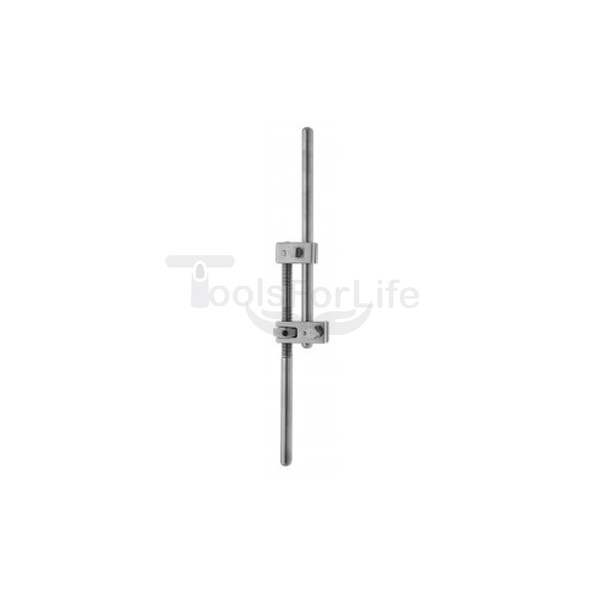 Adjustable Connecting Rod Length can be varied by use of Connecting Rods Length 350mm