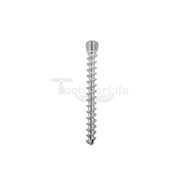 Cancellous Safety Lock (LCP) Screw 5.0mm Full Threads