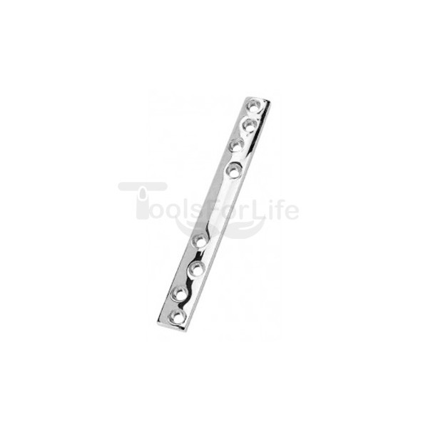 Broad lengthening Plate 4.5 mm with 8 and 10 holes