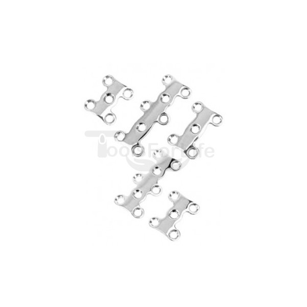 Cervical Spine H - Plate 2.7 mm