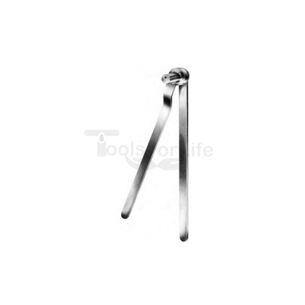 Pin cutter for pins up to 2.2mm