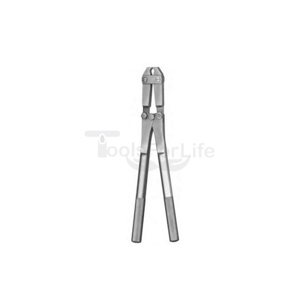 Pin cutter for pins up to 6mm