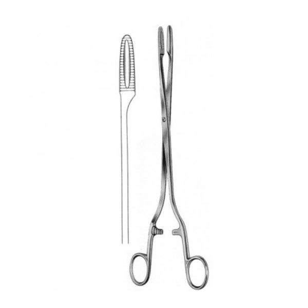 Cotton Swab Forceps