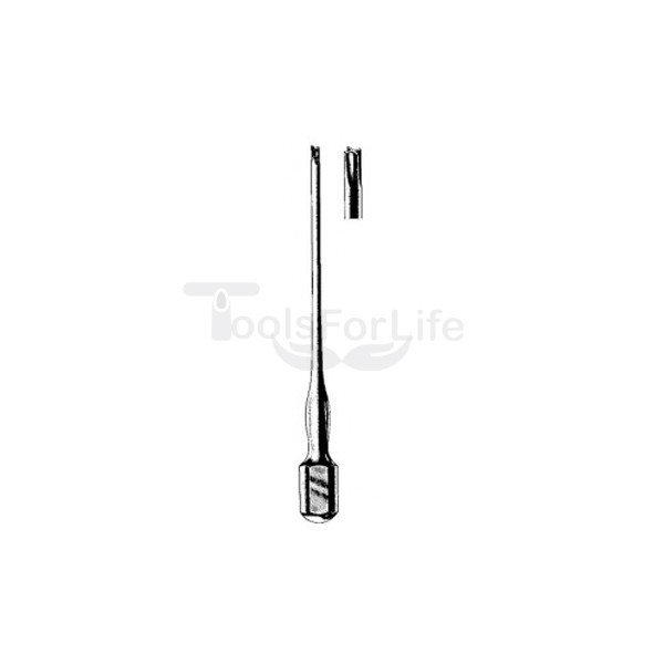LANE Screw driver for cross slotted head