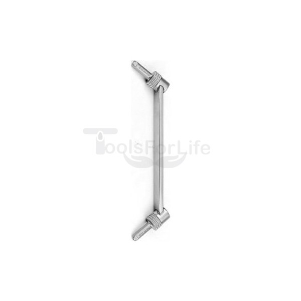 Neutral and Load Drill Guide, 2.5mm for 3.5mm Screws